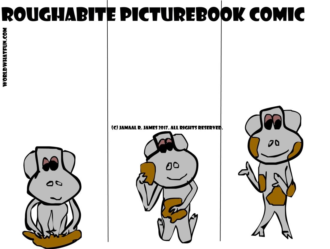 JCAAEC roughabite childrens literature