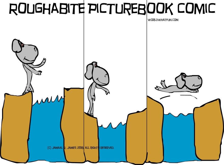 roughabite-jcaaec-dinosaurdog-jumpswim