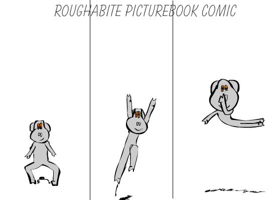 Roughabite-jumpupaandaround-jcaaec